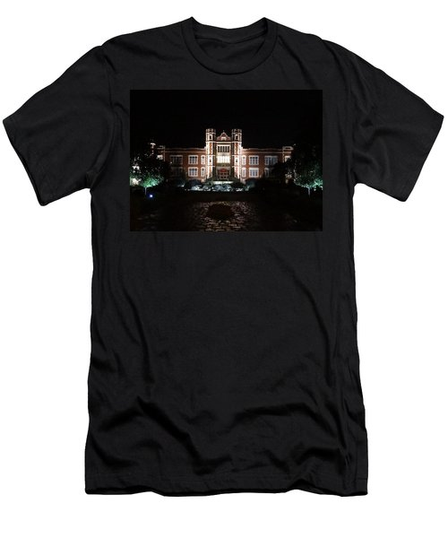 Pioneer Hall Men's T-Shirt (Athletic Fit)