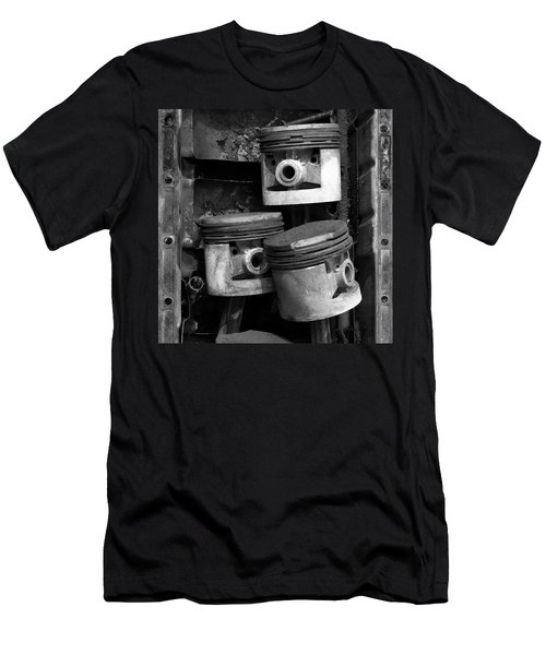 Pisotons In A Pan Men's T-Shirt (Athletic Fit)