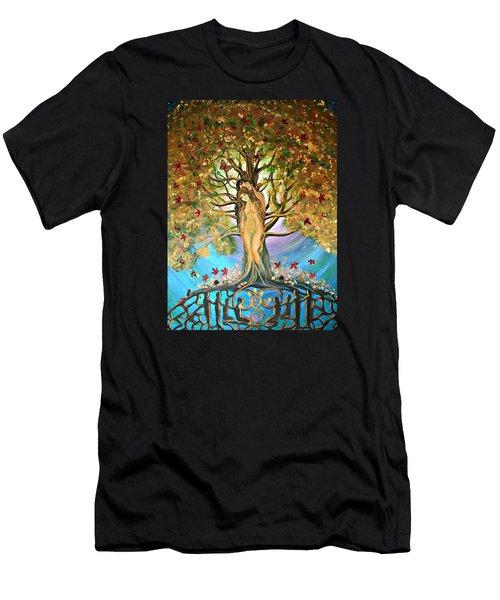 Pixie Forest Men's T-Shirt (Athletic Fit)