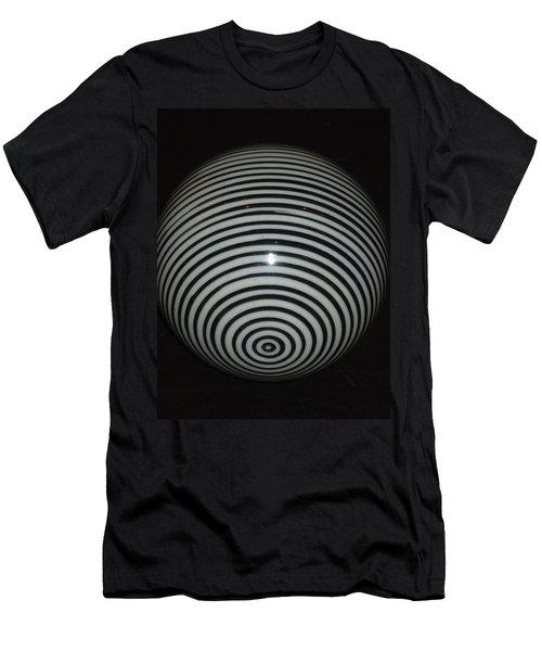 Planet Zebra Men's T-Shirt (Athletic Fit)
