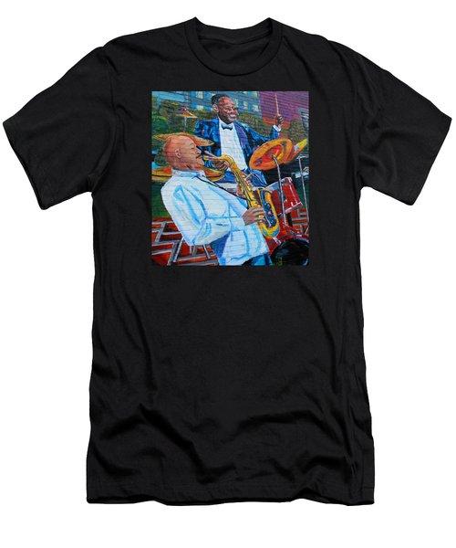 Play It Again Men's T-Shirt (Athletic Fit)