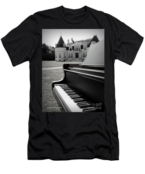 Play Me A Tune Men's T-Shirt (Athletic Fit)