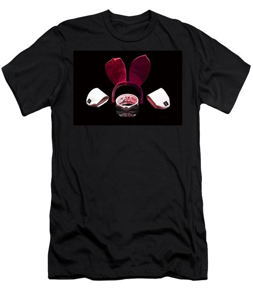 Playboy Bunny Costume Accessories Men's T-Shirt (Athletic Fit)
