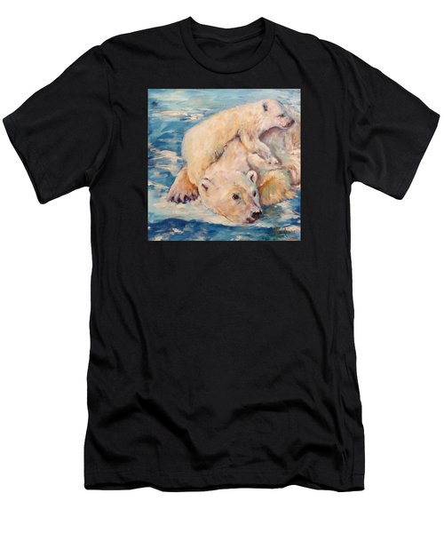 You Need Another Nap, Polar Bears Men's T-Shirt (Athletic Fit)