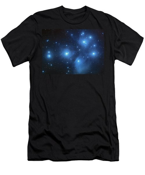 Pleiades - Star System Men's T-Shirt (Slim Fit) by Absinthe Art By Michelle LeAnn Scott