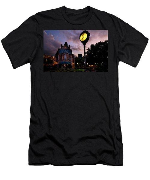 Plumme Et Palette Men's T-Shirt (Athletic Fit)