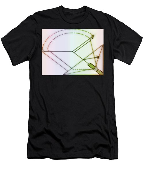 Point-out Projection Men's T-Shirt (Athletic Fit)