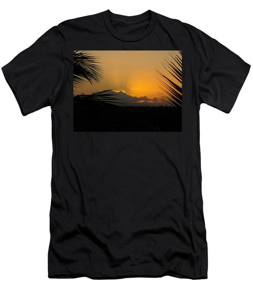 Ponce Sunrise Men's T-Shirt (Athletic Fit)