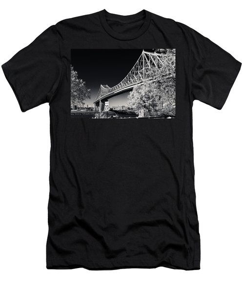 Pont Jacques Cartier Men's T-Shirt (Athletic Fit)