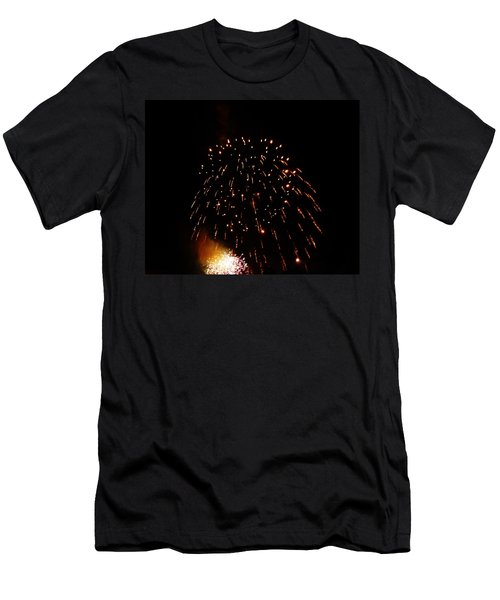 Men's T-Shirt (Slim Fit) featuring the photograph POP by Amar Sheow