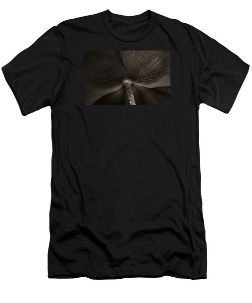 Poppy Art Men's T-Shirt (Athletic Fit)