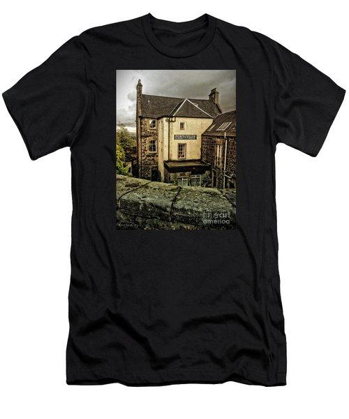 The Portcullis Men's T-Shirt (Athletic Fit)