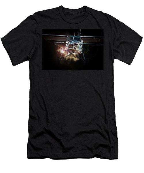 Porter Light Men's T-Shirt (Slim Fit) by Paul Job