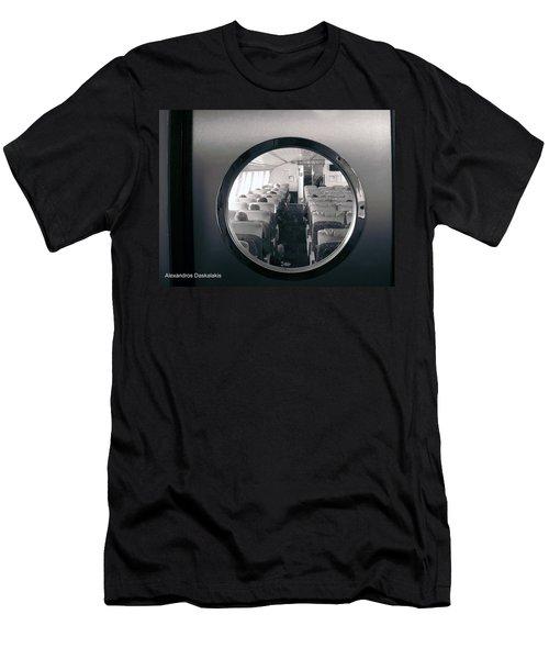 Porthole Men's T-Shirt (Athletic Fit)