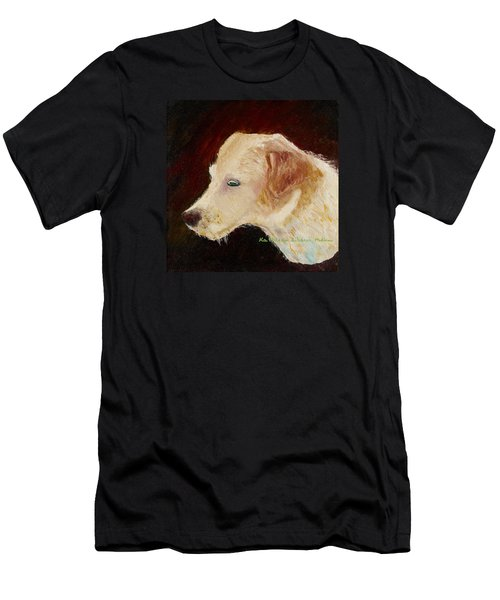 Portrait Of Luke Men's T-Shirt (Athletic Fit)
