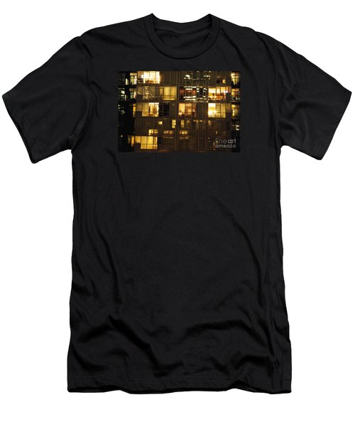 Men's T-Shirt (Slim Fit) featuring the photograph Posh Dccxliii by Amyn Nasser