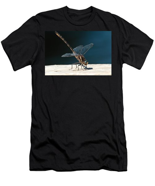Posing Dragonfly Men's T-Shirt (Athletic Fit)