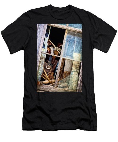 Possible Treasure Men's T-Shirt (Slim Fit) by Erika Weber
