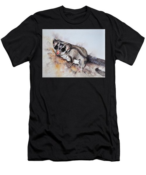 Possum Cute Sugar Glider Men's T-Shirt (Athletic Fit)