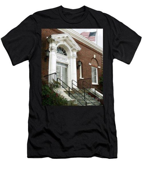Post Office 38242 Men's T-Shirt (Athletic Fit)