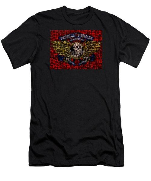 Powell Peralta Men's T-Shirt (Athletic Fit)