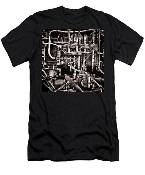 Powerplant Men's T-Shirt (Athletic Fit)