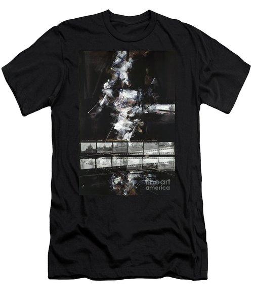Prague Souvenir IIi Men's T-Shirt (Athletic Fit)