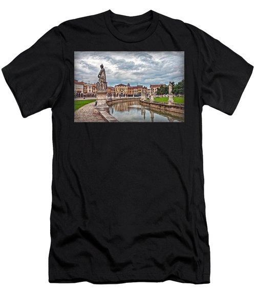 Prato Della Valle Men's T-Shirt (Athletic Fit)