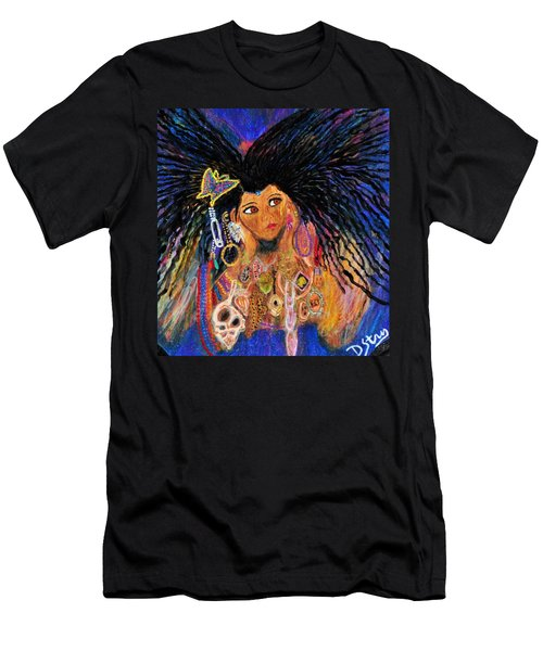 Precious Fairy Child Men's T-Shirt (Athletic Fit)