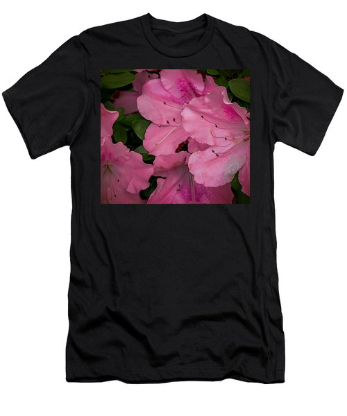 Premium Pink Men's T-Shirt (Athletic Fit)