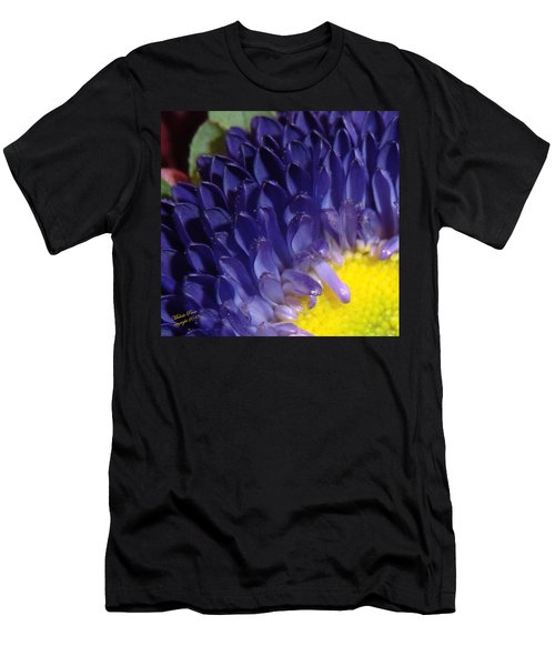 Present Moments - Signed Men's T-Shirt (Athletic Fit)