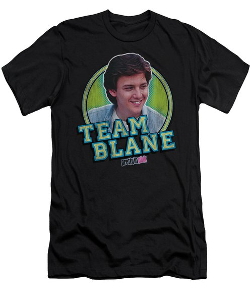 Pretty In Pink - Team Blane Men's T-Shirt (Athletic Fit)