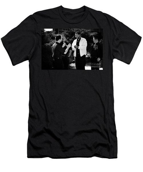 Priest Camaraderie Men's T-Shirt (Athletic Fit)