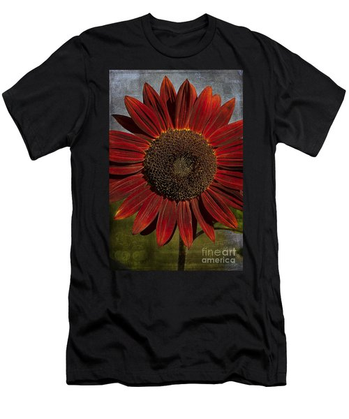 Primitive Sunflower 2 Men's T-Shirt (Athletic Fit)