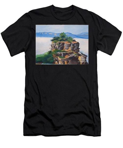 Prince Henry Cliff Australia Men's T-Shirt (Athletic Fit)