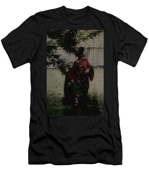 Men's T-Shirt (Slim Fit) featuring the photograph Princess Of Tranquility  by Jessica Shelton