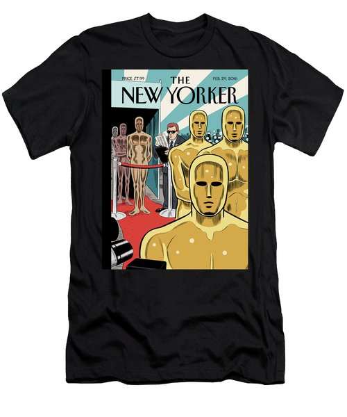 Privileged Characters Men's T-Shirt (Athletic Fit)