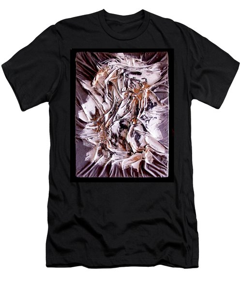 Profile Abstracted Men's T-Shirt (Athletic Fit)