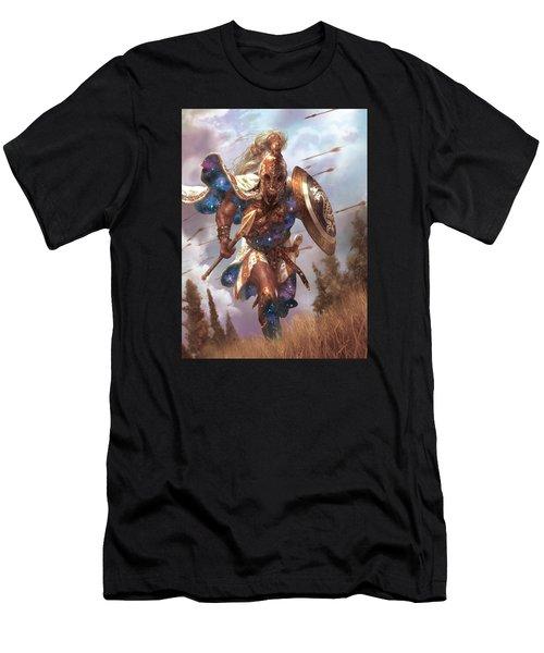Promo Soldier Token Men's T-Shirt (Athletic Fit)