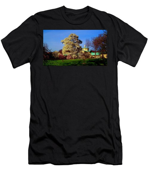 Prospect Park In Brooklyn II Men's T-Shirt (Athletic Fit)