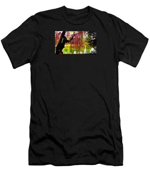 Prospect Park In Brooklyn Men's T-Shirt (Athletic Fit)