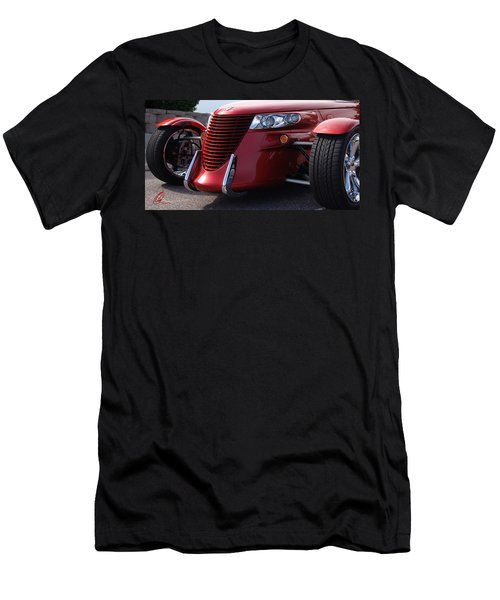 Men's T-Shirt (Slim Fit) featuring the photograph Prowler  by Chris Thomas