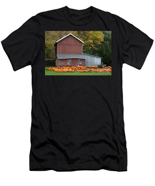 Pumpkins Men's T-Shirt (Athletic Fit)