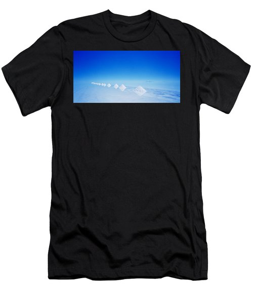 Purity Men's T-Shirt (Slim Fit) by Shaun Higson
