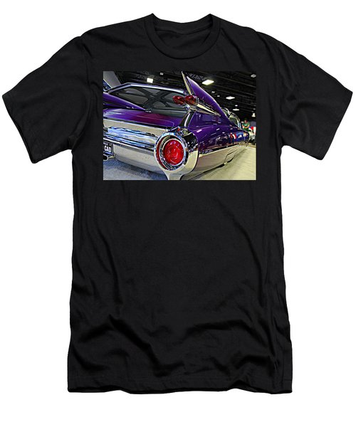 Purple Kustom Kadillac Men's T-Shirt (Athletic Fit)