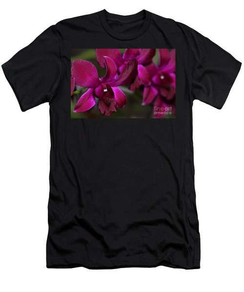 Purple Orchid Men's T-Shirt (Athletic Fit)