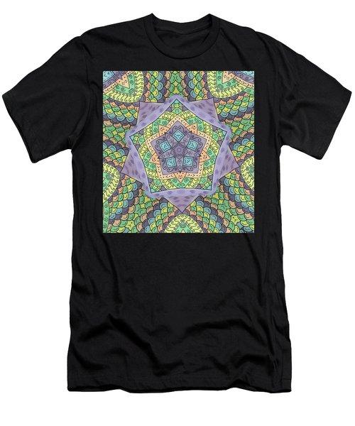 Purple Passion Men's T-Shirt (Athletic Fit)