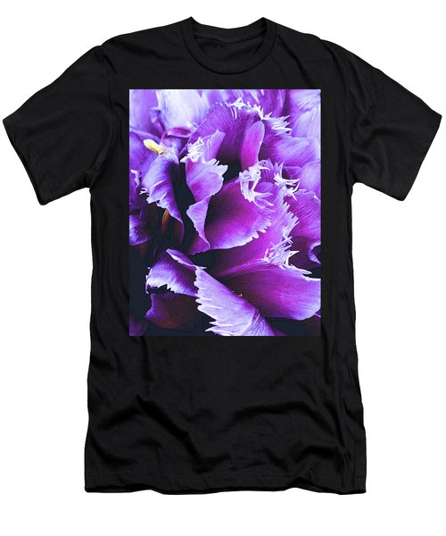 Purple Perfection Men's T-Shirt (Athletic Fit)