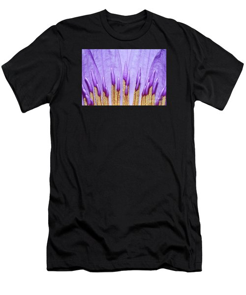 Purple Spires Men's T-Shirt (Athletic Fit)
