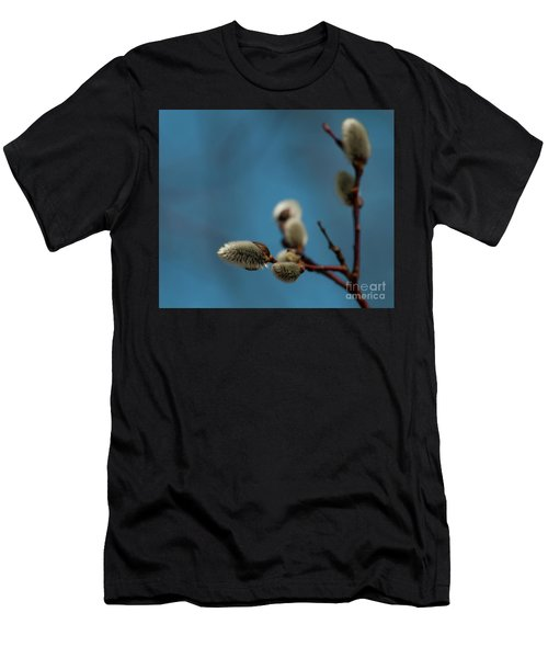 Pussy Willow... Men's T-Shirt (Athletic Fit)